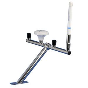 Scanstrut T-Bar - GPS\/VHF Antenna Mount f\/4 Antennas [TB-01]