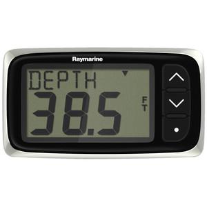 Raymarine i40 Depth Display System w\/Transom Mount Transducer [E70143]
