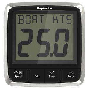 Raymarine i50 Speed Display System w\/Nylon Thru-Hull Transducer [E70147]