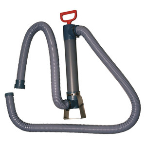 Beckson Thirsy-Mate High Capacity Super Pump w\/4' Intake, 6' Outlet [524C]