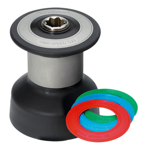 Barton Marine Twin Speed 23:1 Sheet Winch [21 202]