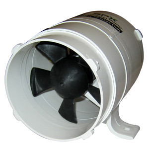 "Johnson Pump 4"" In-Line Blower - 240CFM - 12V [66402]"