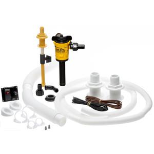 Johnson Pump Basspirator Aerator Kit [34014]