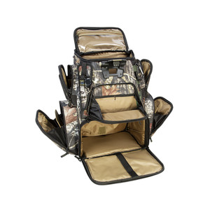 Wild River NOMAD Mossy Oak Tackle Tek Lighted Backpack w\/o Trays [WCN604]