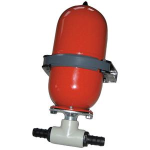 "Johnson Pump Accumulator Tank - 1\/2"" Hose Barb [09-46839-01]"