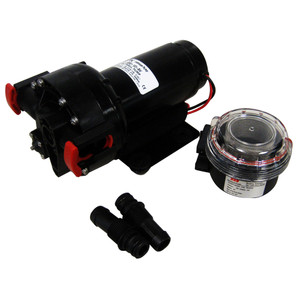Johnson Pump Baitwell Pump - 5.2 GPM - 12V [10-13252-107-BW]