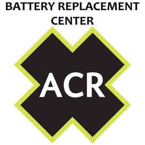ACR FBRS 2884 Battery Replacement Service - PLB-350 C SARLink [2884.91]