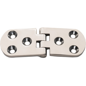 "Whitecap Flush Mount Hinge - 316 Stainless Steel - 4"" x 1-1\/2"" [6160]"