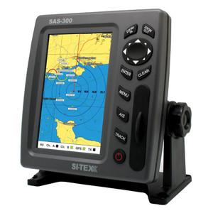 SI-TEX SAS-300 AIS Class B Transceiver - Display Only f\/Use w\/Existing AIS [SAS-300-3]