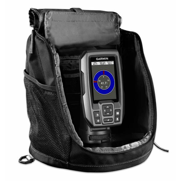 Garmin STRIKER 4 Portable Fishfinder Bundle w\/77\/200kHz Transducer [010-01550-10]