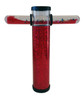 "6"" Wand Kaleidoscope-Red/Red"