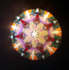 sample interior image of Kaleidoscope Necklace 'Starry Night' by Kevin and Deborah Healy