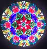 Kaleidoscope - Judaica 'Star of David' by Roy Cohen