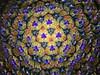 Kaleidoscope - 'Short Small Flower Wheels' in Brass by Roy Cohen