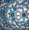 Kaleidoscope 'Blue Raspberry' by Sue Rioux Designs (Limited Edition)