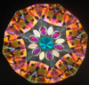 Kaleidoscope 'Max Mandala' by Frank and Janet Higgins (Limited Edition 10/25)
