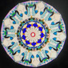 Kaleidoscope - 'ParaCone' in Blue/White by Charles Karadimos (2018 Limited Edition 29/32)
