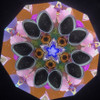 sample interior image of  Kaleidoscope 'Wedding Scope' in Copper by David Kalish