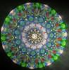 sample interior image of the Kaleidoscope - 'Large Botanical' by Chikako Ishida