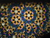 Kaleidoscope Wheel with Brazilian Agate Stone in Chrome for Chesnik Kaleidoscope