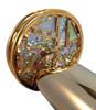 Dichroic Floret-Brass