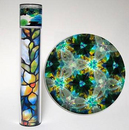 Kaleidoscope - 'Tiffany Lily' by C. Bennett Scopes