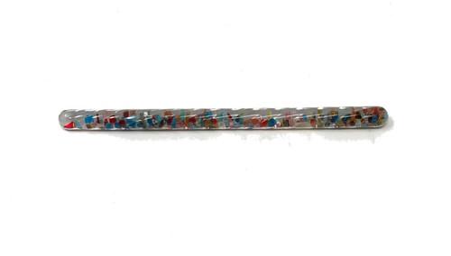 "Kaleidoscope Wand 6"" x 3/8"" Minerals"
