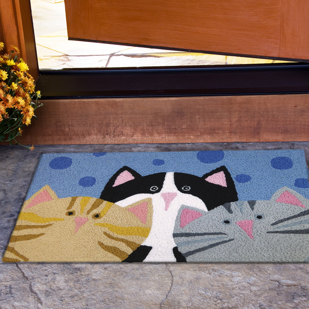 Cat Pack - Jellybean Rugs