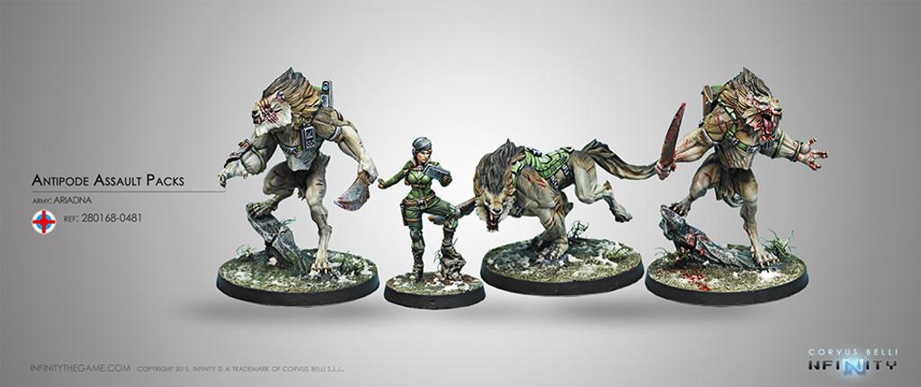Antipode Assault Pack