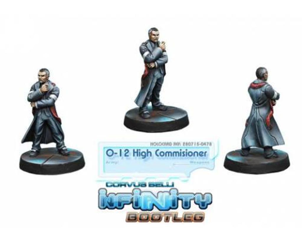 O-12 High Commissioner (HVT)