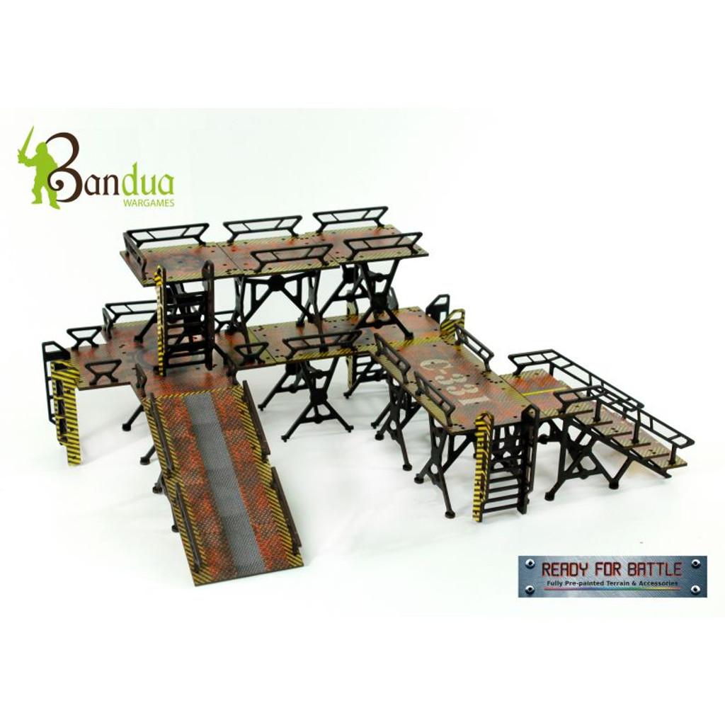 Bandua - Industry Of Murder Industrial Pack