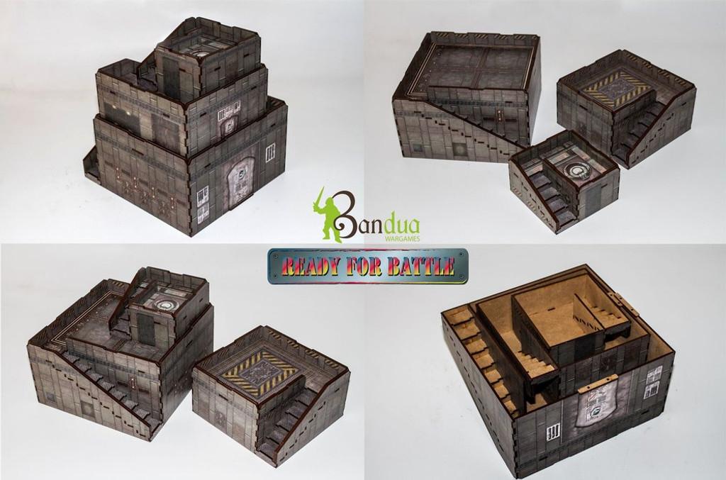 Bandua -  Q-Building GAMMA