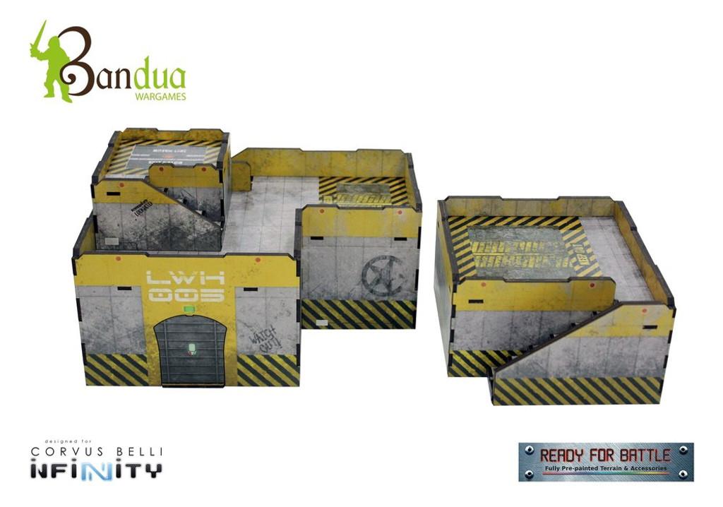 Bandua -  L-Building Warehouse