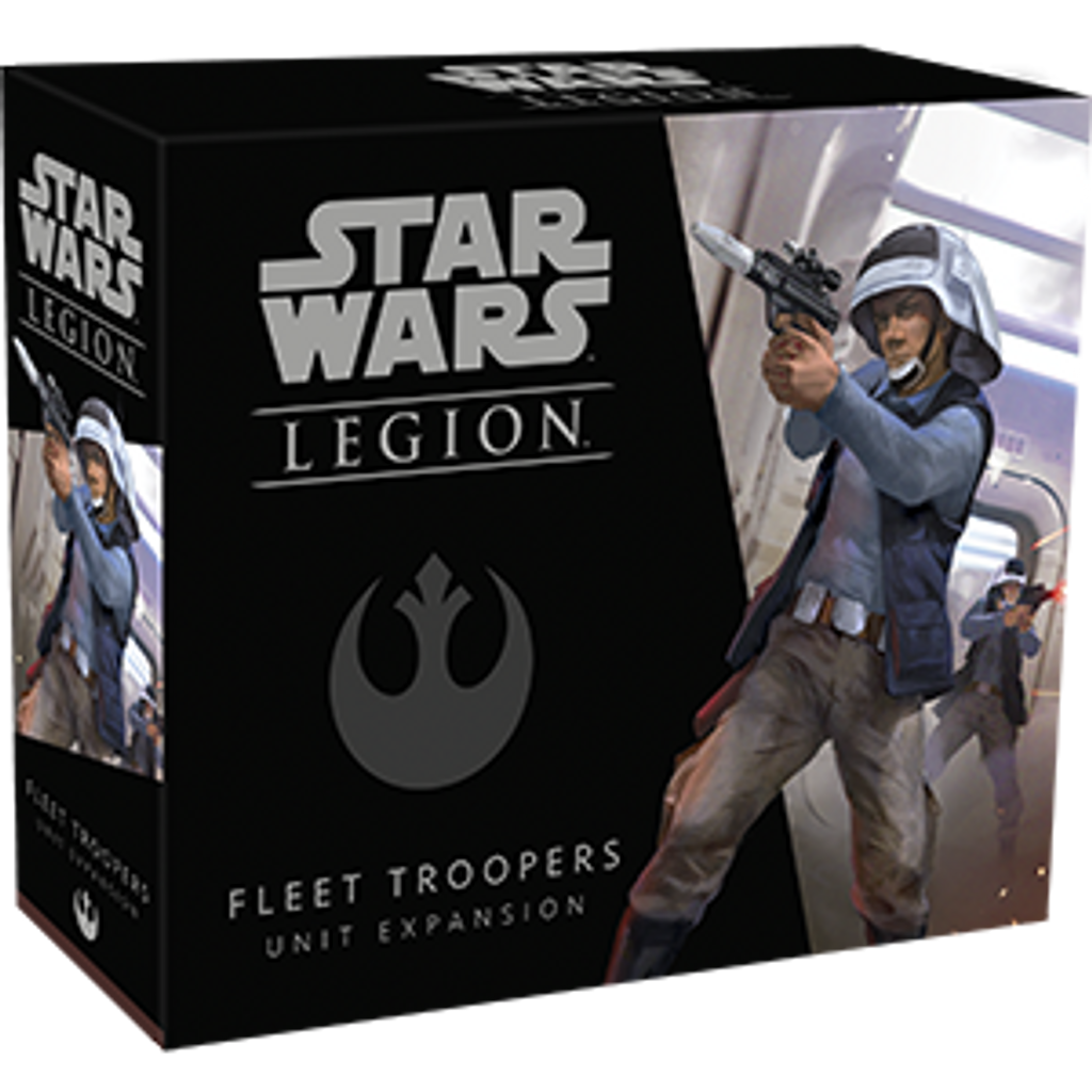 Star Wars Legion Fleet Troopers