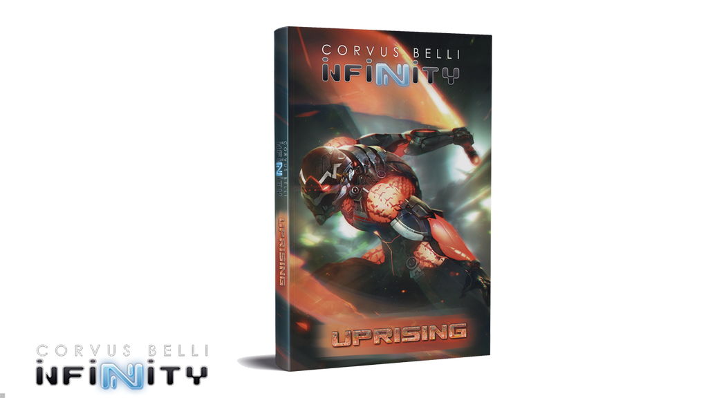 Infinity Uprising Book