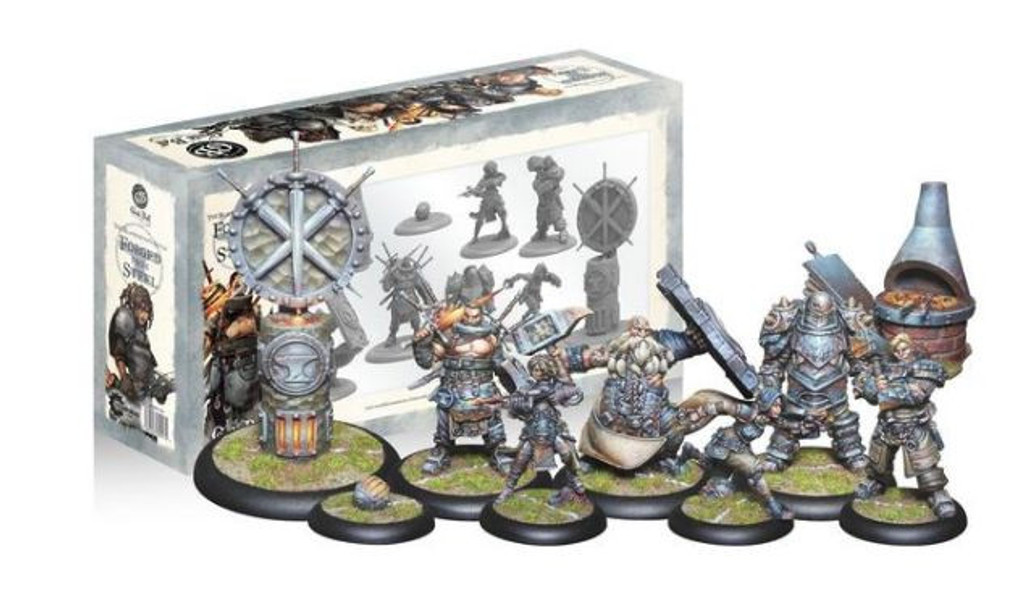 Guild Ball The Blacksmiths Guild Forged From Steel
