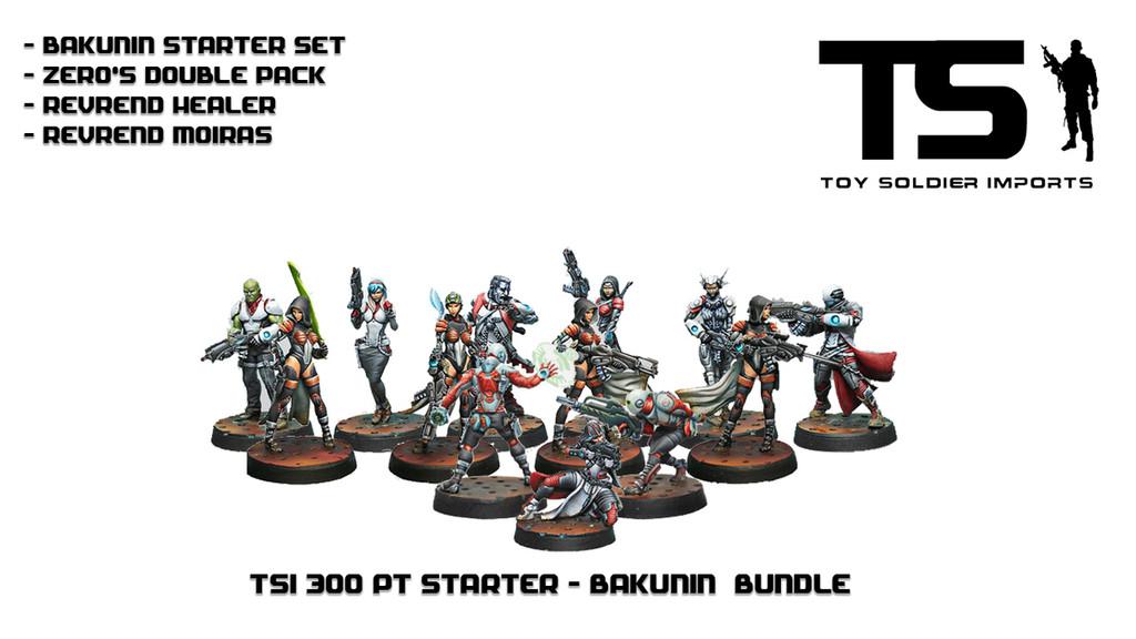 TSI 300pt Starter - Jurisdictional Command of Bakunin