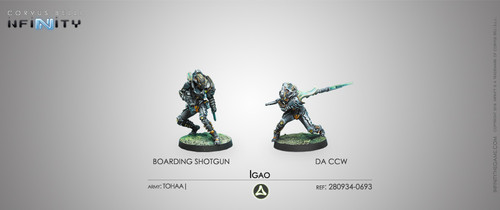 Igao Unit (Boarding Shotgun)