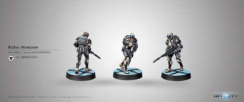 Ag̻ma Marksmen (Multi Sniper)