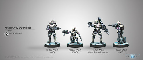 Posthumans, 2G Proxies