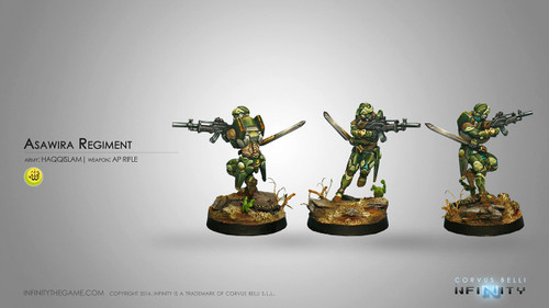 Asawira Regiment (AP Rifle)