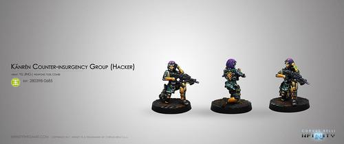 Kanren Counter-insurgency Group (Hacker)