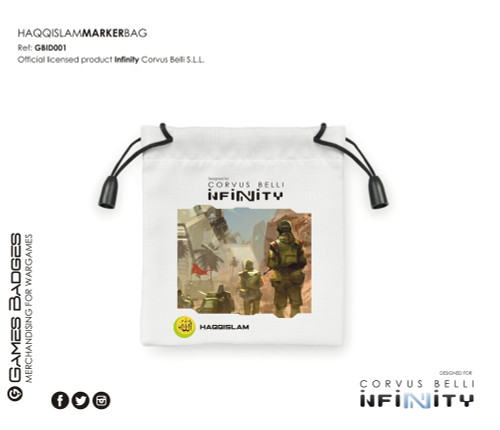 INFINITY Token Pouch