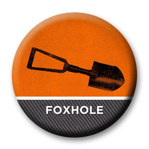 Warsenal - MAGNETIC FOXHOLE MARKER