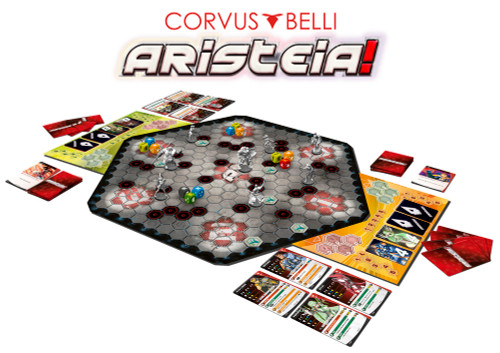 Aristeia! Core game