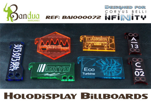 Bandua -  Holodisplay Billboards