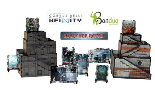 Bandua -  Black Market Sector Bundle