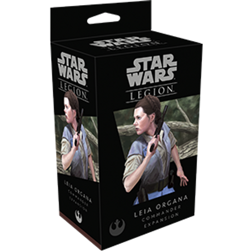Star Wars: Legion, Leia Organa