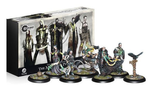 Guild Ball The Morticians Guild The Master of Puppets