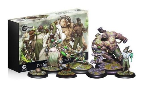 Guild Ball The Alchemists Guild The New Age of Science